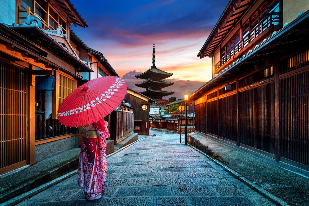 京都のくずきりと言えば鍵善良房(かぎぜんよしふさ)が有名!