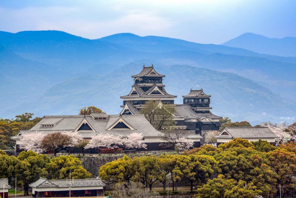 熊本城特別公開(第1弾)震災から蘇る天守閣の雄姿